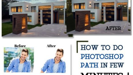 Photoshop path in few minutes