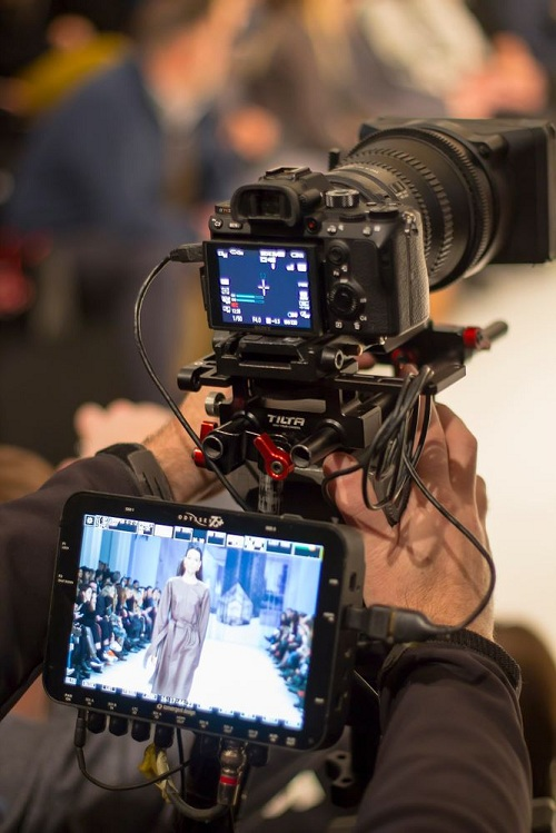 Tips and techniques for shooting fashion show