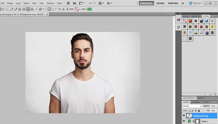 Clipping Mask Tutorial for Beginners