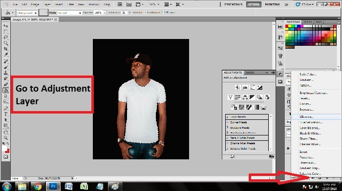 How to Change Dress color in Photoshop