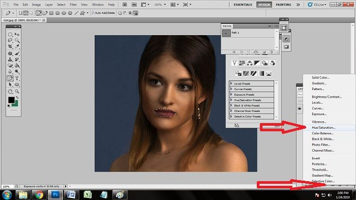 How to do Beauty Retouching