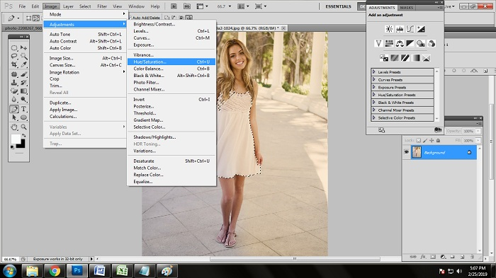 Fashion Photo Editing Techniques