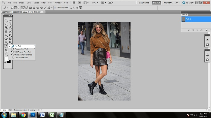 Edit Fashion Photo using Photoshop