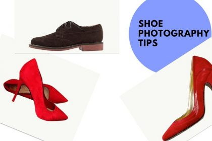 Shoe Photography Tips for Professionals 1