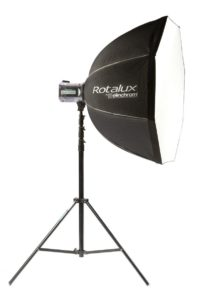 Soft box equipment for still life photography