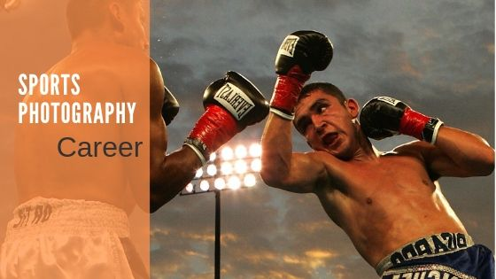 Sports Photographer career tips