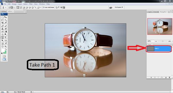 Creating Path Layer
