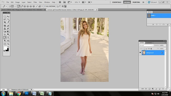 Edit Fashion Photos using Photoshop