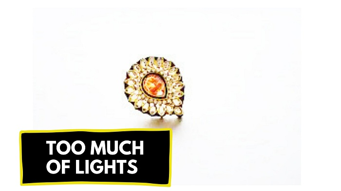 Jewelry Product Photography Mistakes of all time