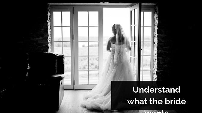 Bridal photography tips 1