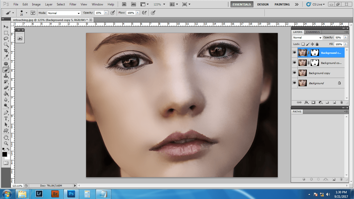 Beauty retouching in photoshop gives you quality beauty photographs how to do unsharp for better texture baditri Choice Image