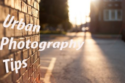 Urban Photography Tips