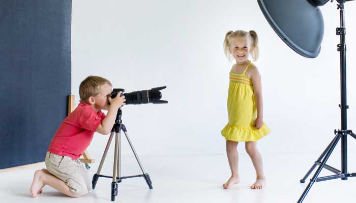 Top 10 Children Photography Tips
