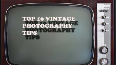 Vintage Photography Tips
