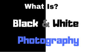 What is black & white