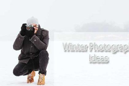 Winter Photography Ideas