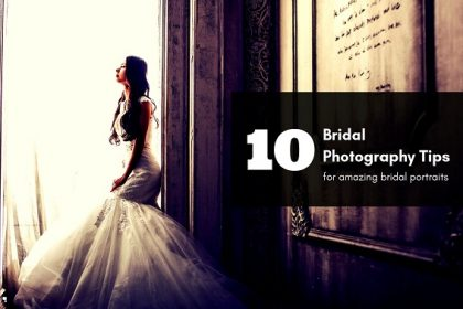 bridal photography tips