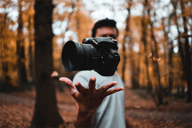 start a career in photography