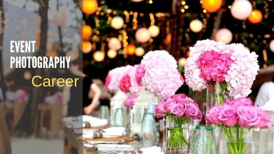 Event photography career tips