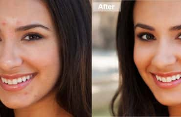 Face Retouching tips