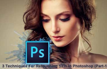 3 techniques for retouching