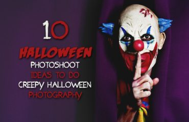 halloween photoshoot ideas
