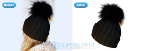 product clipping path with flatness service